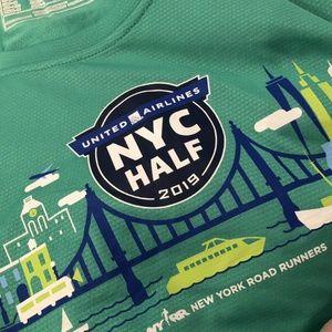 NYRR New Balannce NYC Half Marathon 2019 L/S Shirt